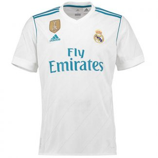 Thailande Maillot Real Madrid Domicile 2017 2018