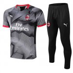 Maillot Survetement AC Milan 18-19 Pattern