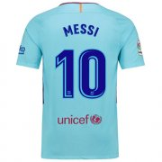 Maillot Barcelone MESSI Exterieur 2017 2018